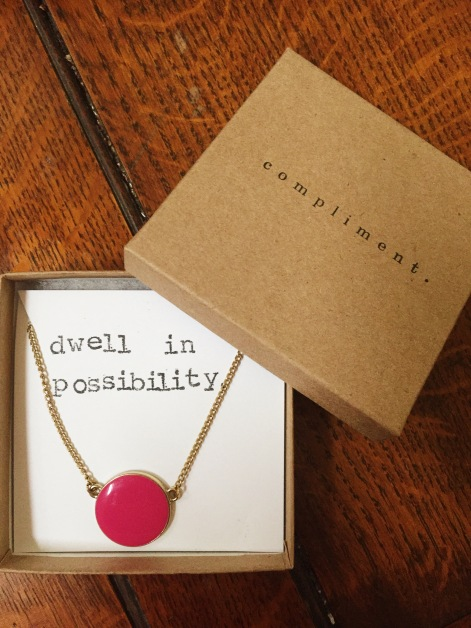 Compliment Necklace