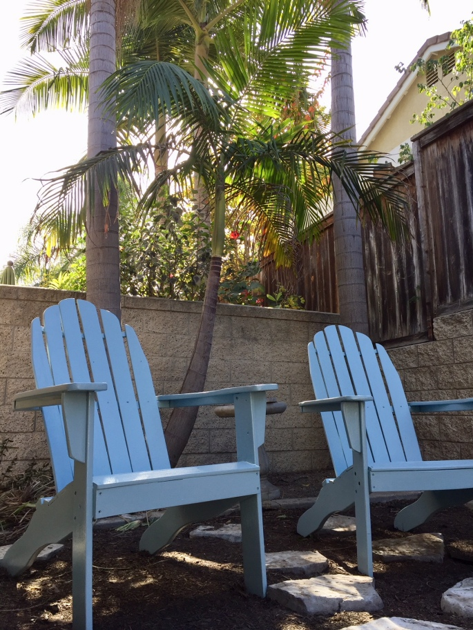 Adirondack chairs - large