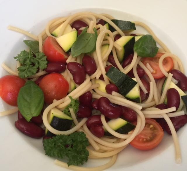 pasta salad medium